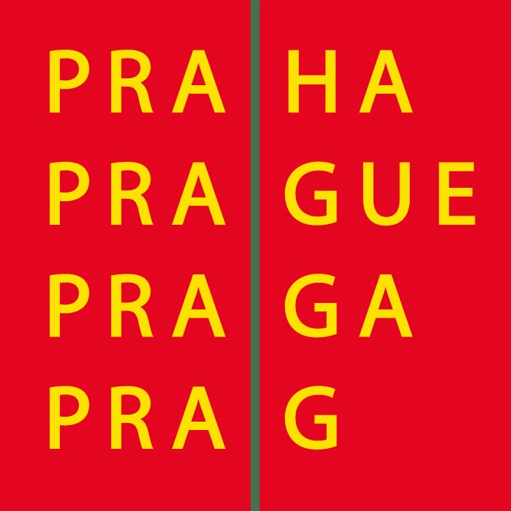 Logo zřizovatele školy - Hlavní město Praha